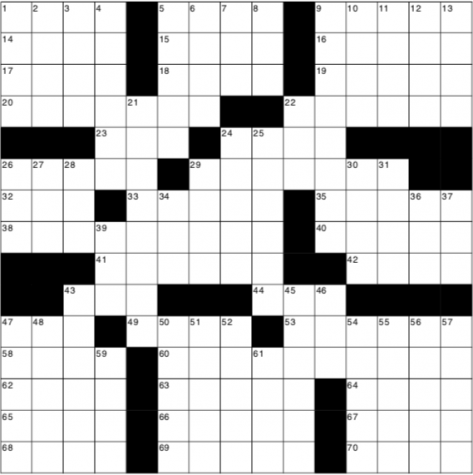 Le Crossword de France