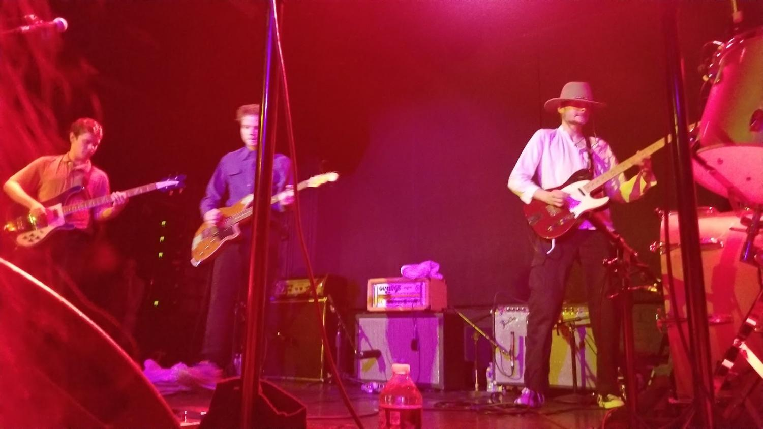 The enigmatic band played back-to-back concerts in NYC this past month, to equally estranged and enthralled audiences.