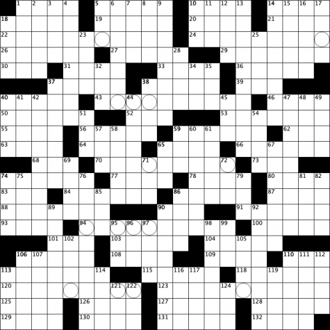 Crossword Issue 8: Ram Tech