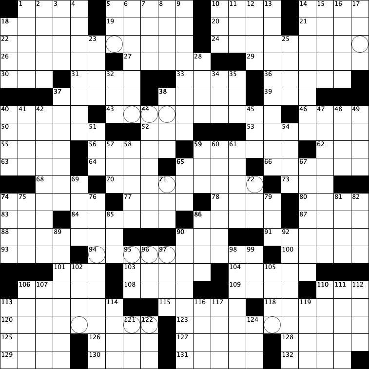 Crossword Issue 8: Ram Tech