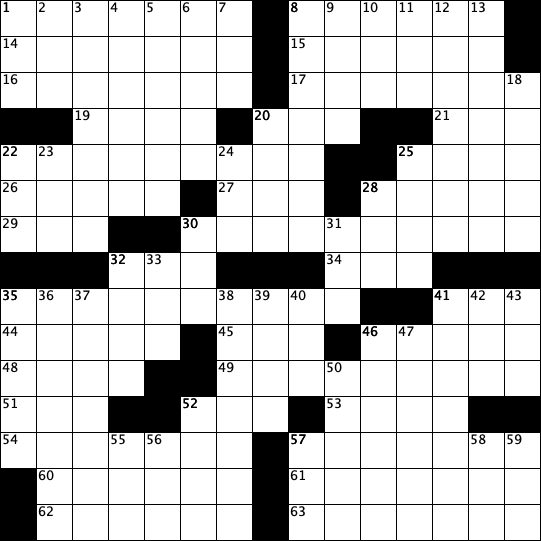 Crossword Issue 9: Fixer Upper