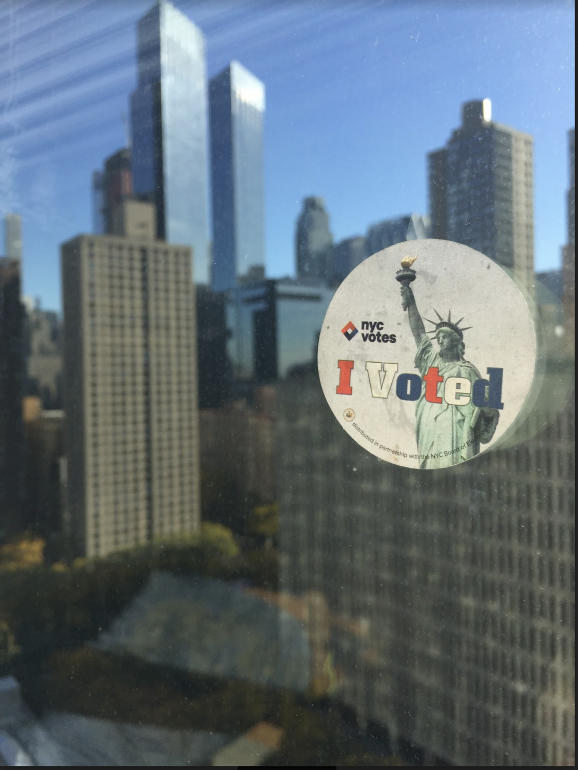 For the first time, Fordham administration encourages students to vote.