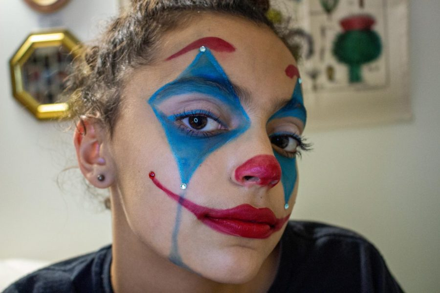 Joker is one of four great makeup looks you can try this halloween.