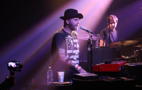 Greg Laswell Finds Meaning in Melancholy in 'Covers'