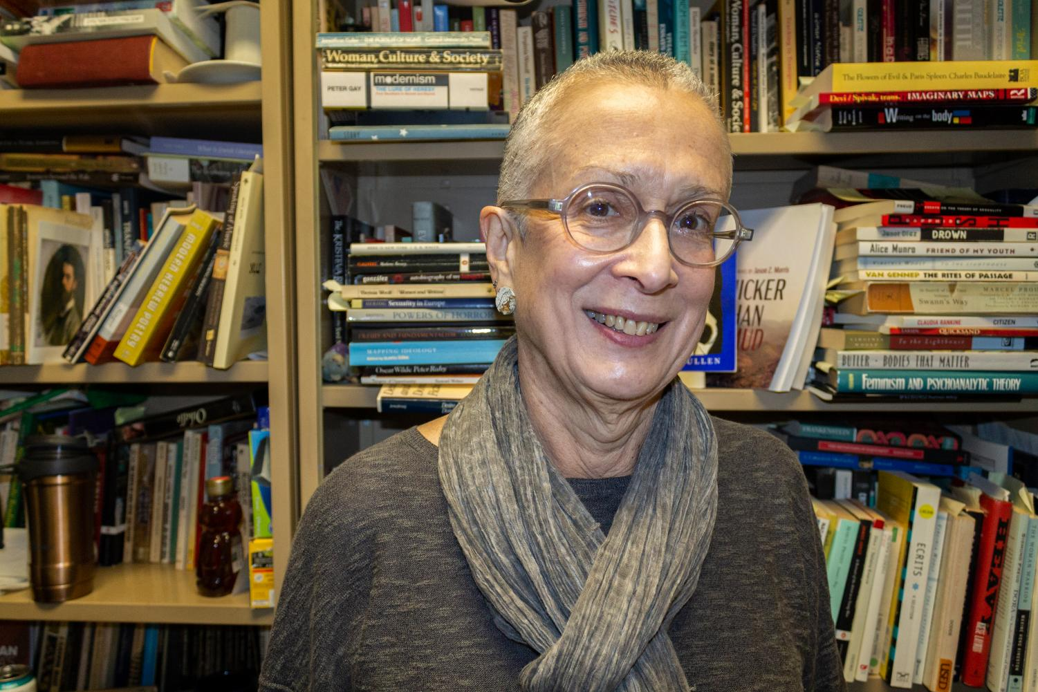 Anne Hoffman will be the first professor to teach a Fordham course at BHCP.