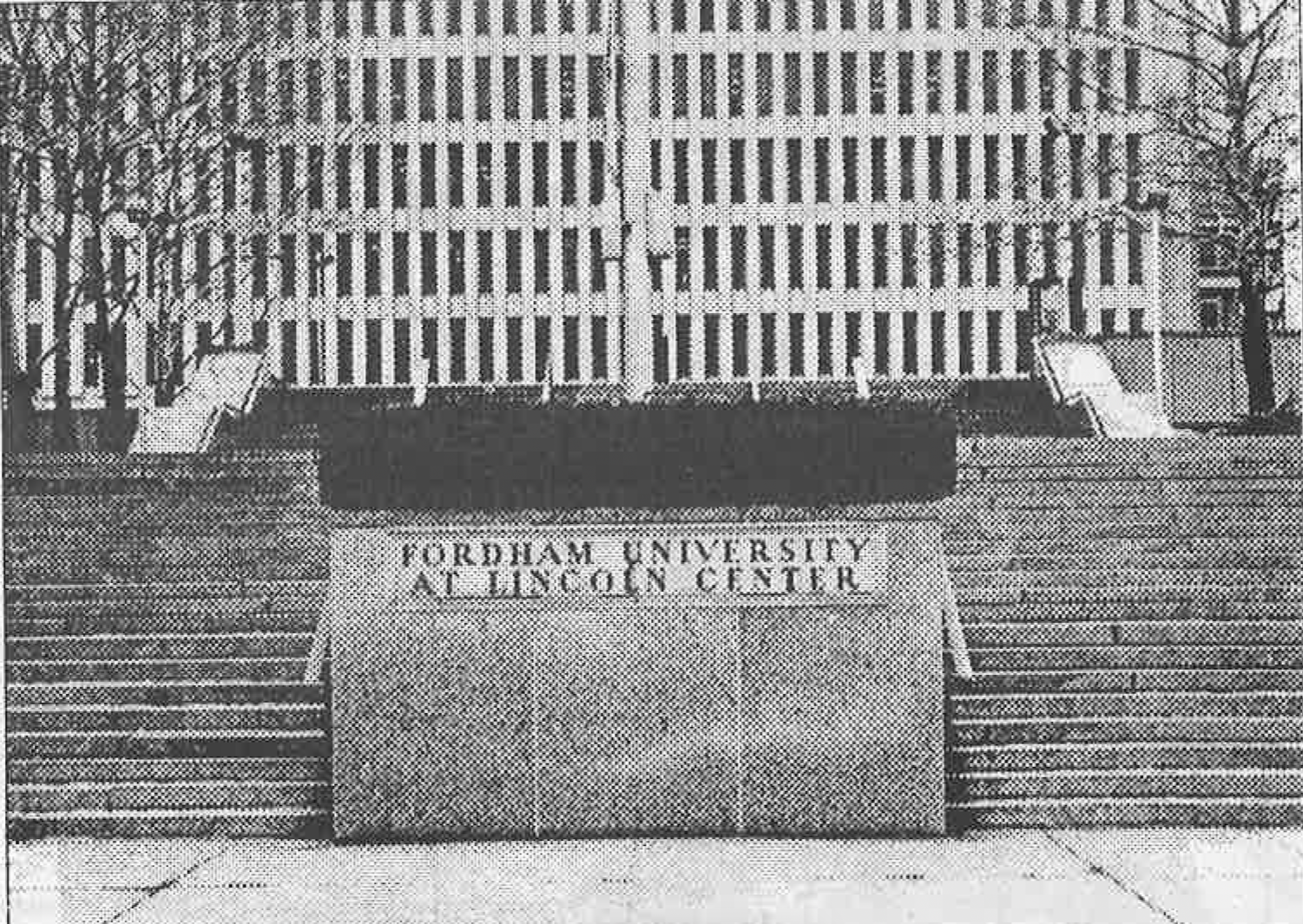The Fordham Lincoln Center Campus has gone through a number of changes since it was founded in the late 1960s. The Board of Advisors was one element of continuity from 1989 to 2019.