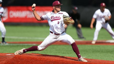 Following Fordham's Atlantic 10 Championship win, Kyle Martin, FCRH '20, was selected by the Orioles in the MLB Draft.