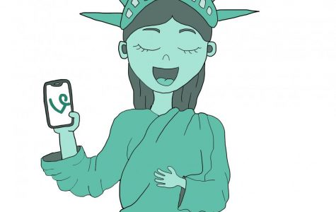 Move over, Lady Liberty. Vine is the new representative of American culture and art.