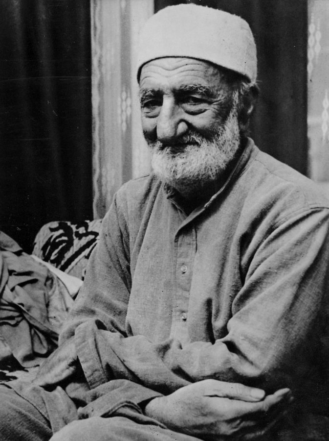 Badshah Khan, a Pashtun independence activist, created an army of 100,000 Afghani and Indian nonviolent protesters, the Khudai Khidmatgars.