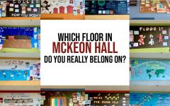 Which Floor in McKeon Hall Do You Really Belong On?