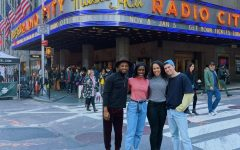 Ailey Students Dance in Christmas Spectacular