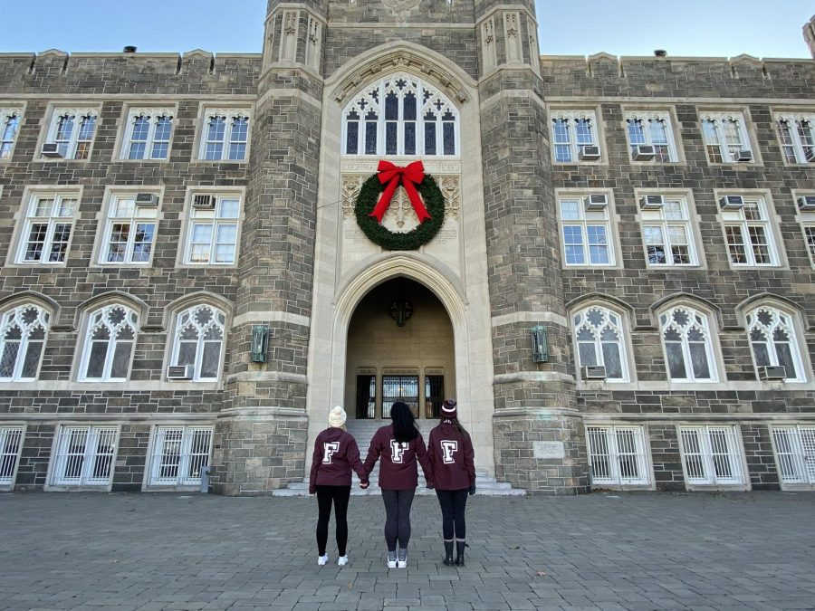 Lincoln Center students still engage in Homecoming festivities at Rose Hill, despite it not being their