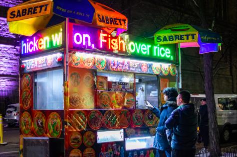 The Definitive Fordham Halal Cart Crawl