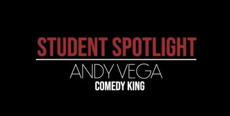 Student Spotlight: Andy Vega