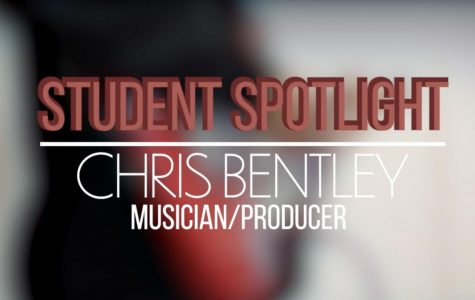 Student Spotlight: Chris Bentley