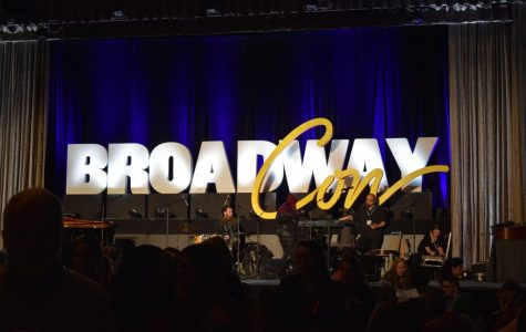 This year's BroadwayCon included a panel on what to do with a theatre B.A., a panel about the new TV show