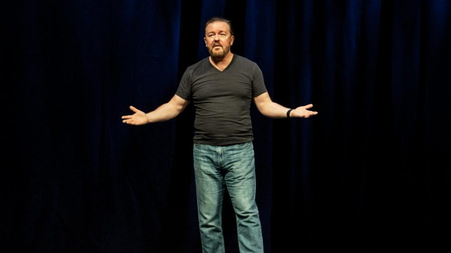 Ricky Gervais charged celebrities at the Golden Globes with hypocrisy. But promoting apathy is far worse.