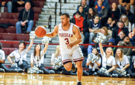 Following a successful freshman season, Nick Honor left Fordham basketball for Clemson last April.