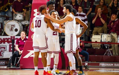 Men's Basketball Makes History in 55-39 Loss to Saint Louis