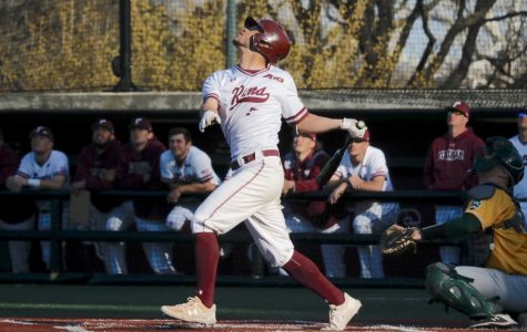 The Rams braved the cold in their return to the Bronx, winning their home opener against LIU.