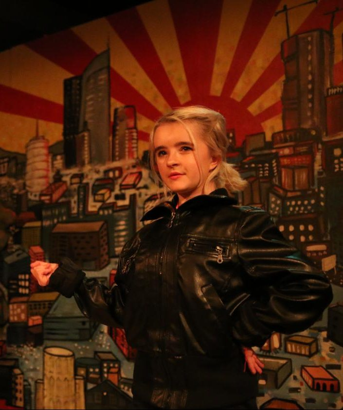 Theatre Major To Star In Doom Patrol The Observer