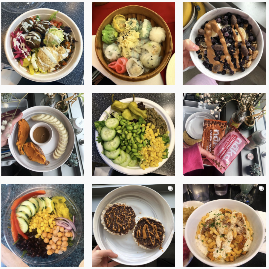 Fordham's Foodies Take Over Instagram
