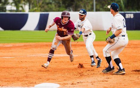 Baseball Loses Big Down South to Start Season