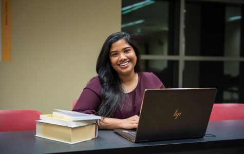 Reflections from a Graduating President: A Profile on Tina Thermadam