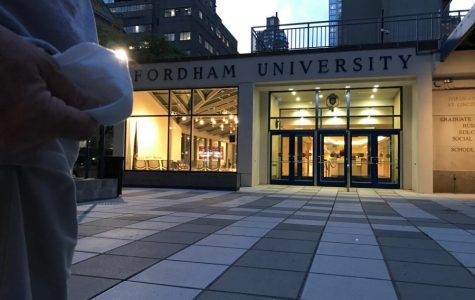 Fordham will suspend all in-person classes for the remainder of the semester.