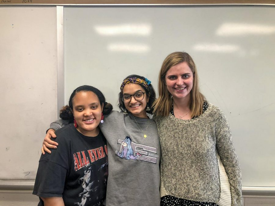 When members of the Feminist Alliance E-Board graduated, the club went on a brief hiatus due to lack of student leadership.