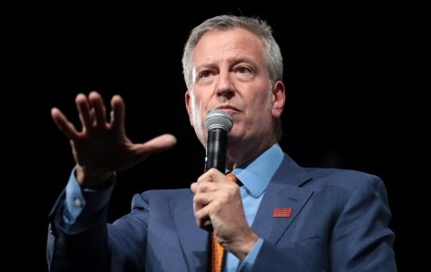 As the consequences of his failures threaten the city, de Blasio has found that spreading the blame is preferable to stopping the corona virus from doing the same.