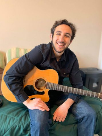 Though it is his last year with the label, Chris Parkin, FCLC '20, appreciates all they've done for him and plans to release more music under Ramses Records before his final goodbye.