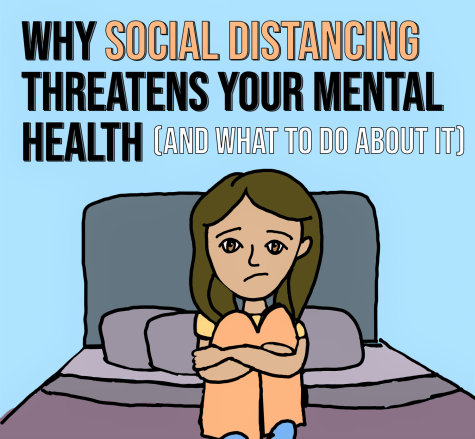 Why Social Distancing Threatens Your Mental Health