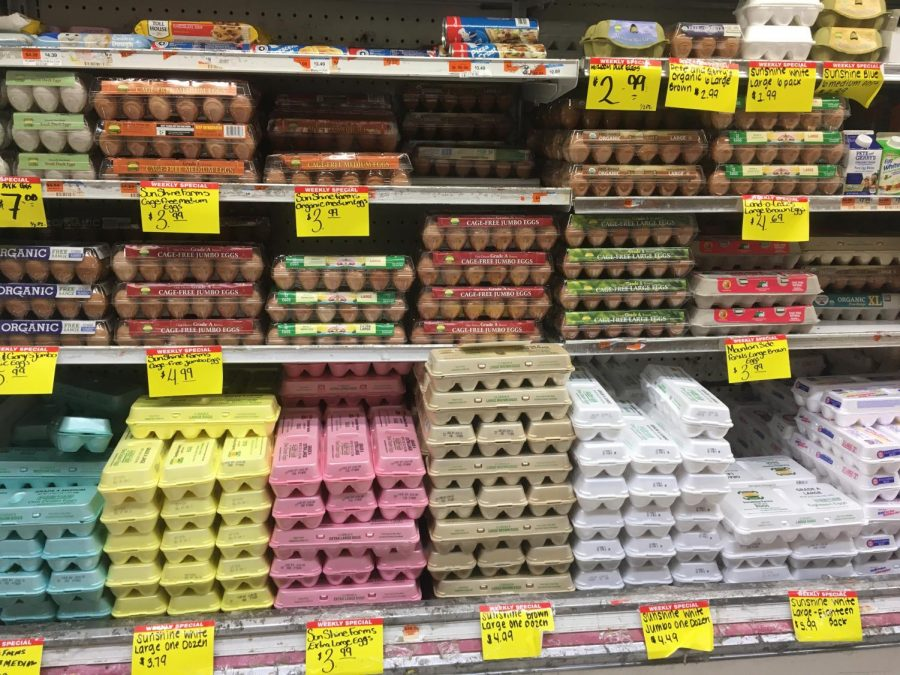 eggs+on+a+grocery+store+shelf