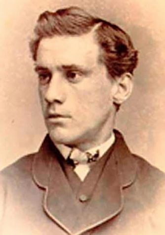 Estevan Bellán attended St. John's College, which would later be renamed Fordham University, between 1863 and 1868.