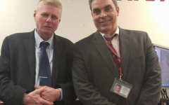 Andy Fasulo (right) and Jim Ruane (right)
