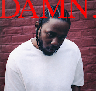 Damn album cover