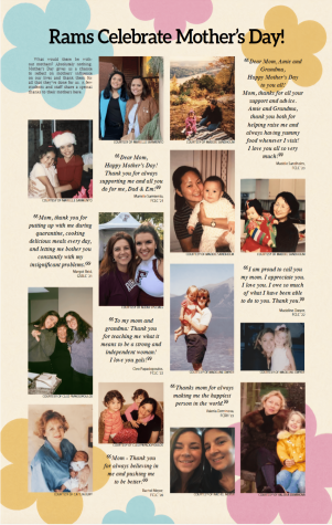 collage of mother's day photos