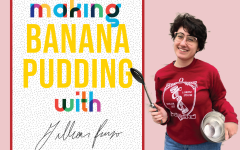 Cover art for an instructional video for making banana pudding