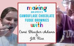 Making Brownies with Esmé Bleecker-Adams and Jill Rice