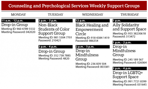 CPS Schedule