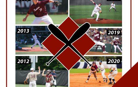 Fordham Baseball collage