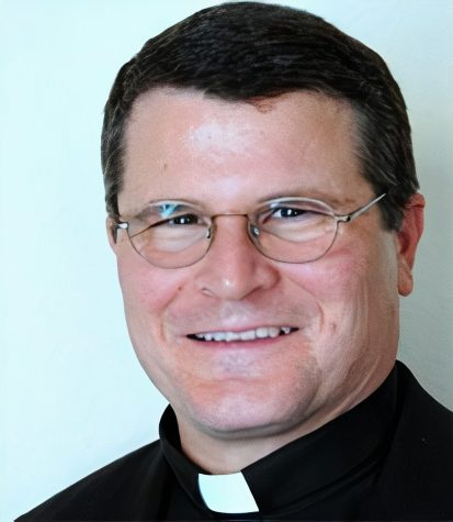 Faculty Spotlight: Fr. Paul Mariani, S.J.