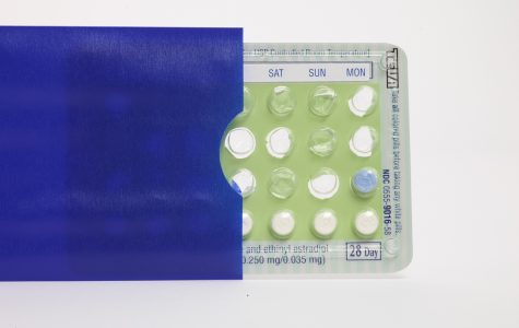 birth control pills in their package
