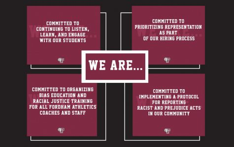 Commitments of Fordham Athletics