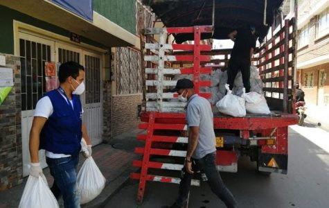 Jesuit Refugee Service in Latin America