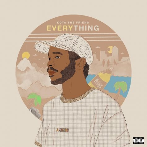 EVERYTHING album cover