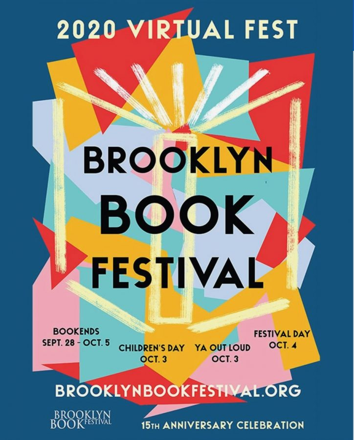 Brooklyn Book Festival poster