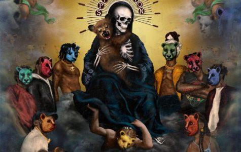 Spilligion Album cover