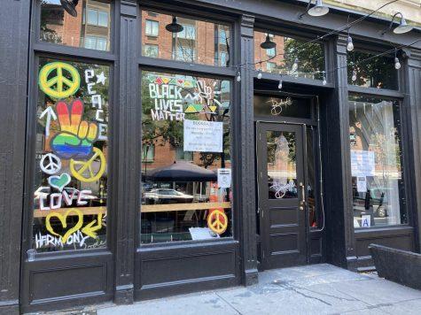 Bodega 88 storefront